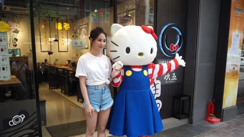 【銅鑼灣美食】玖五牛肉麵聯乘Hello Kitty! 多款Hello Kitty限定菜式新登場