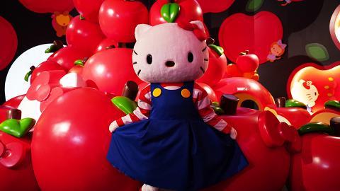 【暑假好去處】澳門Hello Kitty45週年主題展 10大展區!蝴蝶結波波池/糖果世界