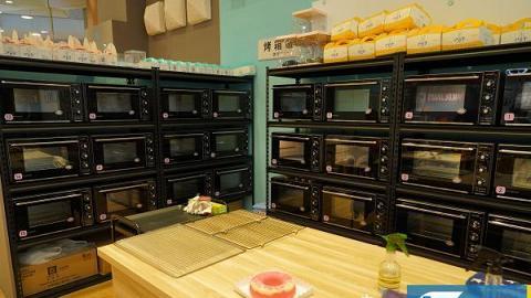 【將軍澳好去處】將軍澳新開1800呎人氣DIY烘焙店!超過50款食譜/材料設備齊全
