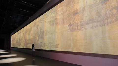 【暑假好去處】《清明上河圖3.0》數碼藝術展 2大首次亮相展區!門票+交通詳情