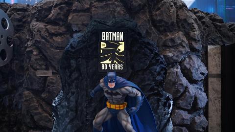 【暑假好去處】蝙蝠俠80周年展登陸尖沙咀 8大雕像1:1蝙蝠俠/羅賓、期間限定店