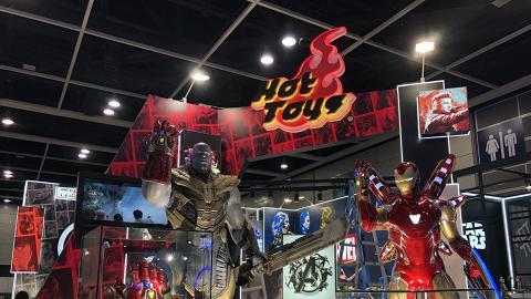 【動漫節2019】香港動漫電玩節率先睇!Marvel/小新影相位+精選十大福袋