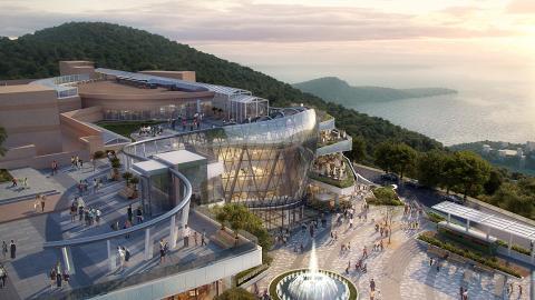 【山頂好去處】全新山頂廣場8月開幕!過江龍餐廳進駐/全球首個大富翁主題館
