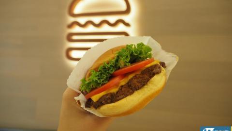 【沙田美食】過江龍漢堡品牌Shake Shack香港第三間分店 新店將登陸沙田新城市