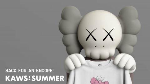 UNIQLO宣佈KAWS系列將再度上市!11款指定Tee+手提袋8月中回歸