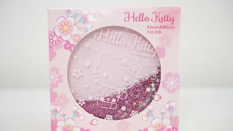 7-Eleven便利店新推Sanrio化妝品!My Melody/Hello Kitty氣墊粉底/胭脂/唇彩