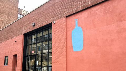 咖啡界Apple之稱美國人氣精品咖啡店 藍瓶咖啡Blue bottle即將登陸香港!
