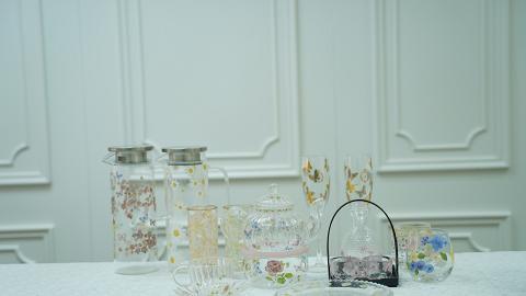 【尖沙咀好去處 】尖沙咀DIY卡通玻璃杯工作坊 近百款粉色圖案餐具款式