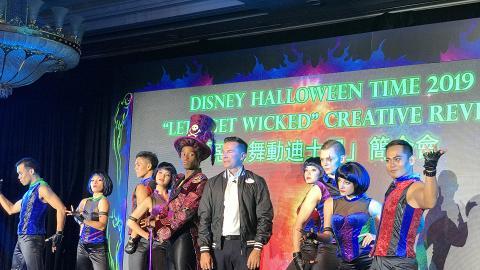 【萬聖節2019】迪士尼新推萬聖節限定歌舞匯演!惡人角色主題商品率先睇