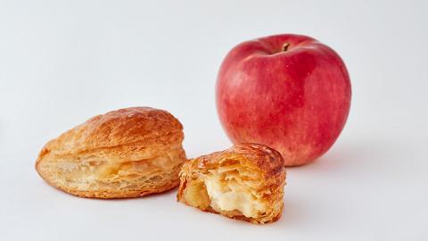 【銅鑼灣美食】日本RAPL現烤吉士醬蘋果批抵港 粒粒青森蘋果/144層鬆脆酥皮