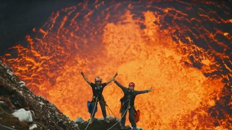 【尖沙咀好去處】香港太空館全新震撼電影!$24睇火山大爆發/熔岩湖