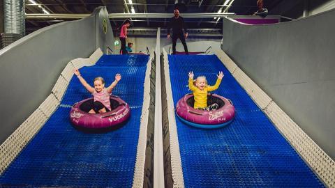 【奧運好去處】SuperPark室內遊樂場限時優惠!學生$98任玩7小時25款運動