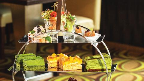【酒店優惠】8度海逸酒店推出十週年限定優惠! 「抹茶下午茶套餐」減價至$98