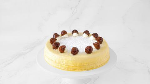 Lady M秋季新口味蛋糕即將登場 新推限量栗子千層蛋糕