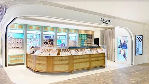 【K11 MUSEA】隱形眼鏡專門店進駐尖沙咀 首間旗艦店免費派1200對隱形眼鏡