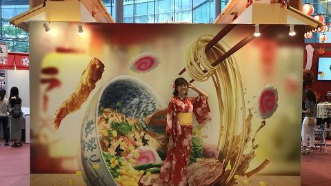 【荃灣好去處】日本秋祭登陸荃新天地!試穿和服/飲清酒/拉麵工作坊