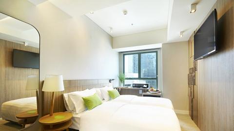 【酒店優惠】香港12大酒店10月7日住宿優惠大減價 $308起住4星酒店加自助餐