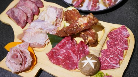【旺角美食】旺角韓式無煙燒肉店限時優惠  任飲任食M5和牛+送海鮮拼盤