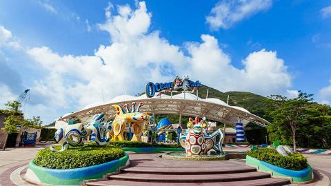 【海洋公園】海洋公園全年入場證65折優惠!成人最平$683無限次入場玩