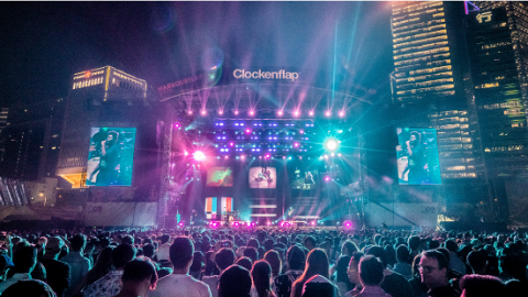 【Clockenflap2019】由於近日香港社會情況變化 官方宣佈取消音樂節