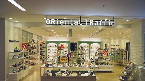 【減價優惠】ORiental TRaffic推6周年優惠 鞋款買2對8折、3對7折