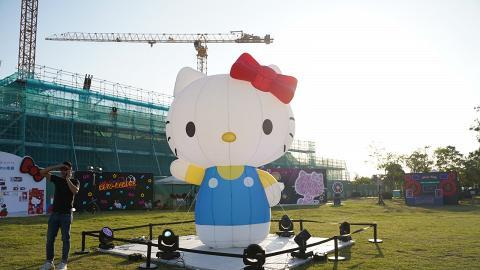 【西九龍好去處】香港首個Hello Kitty戶外派對開鑼!影相位/美食攤位/限定店