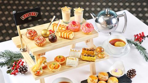【中環美食】全新期間限定Baileys下午茶登場 歎咖啡酒鬆餅/芝士蛋糕/雞尾酒