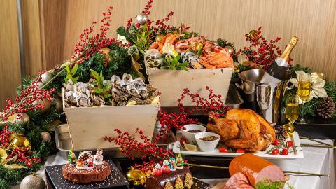 【聖誕大餐2019】聖誕自助餐早鳥優惠酒店合集推介 預購65折起食生蠔/芝士火鍋