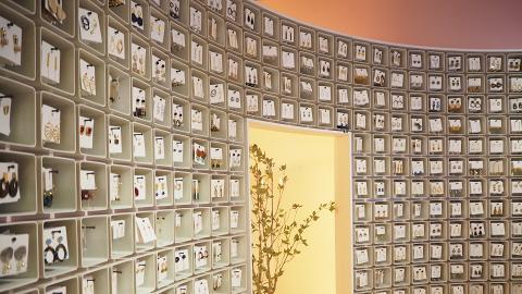 【沙田新店】2米高首飾牆新店進駐沙田 逾5000款耳環/戒指/手鍊/頭飾$59起