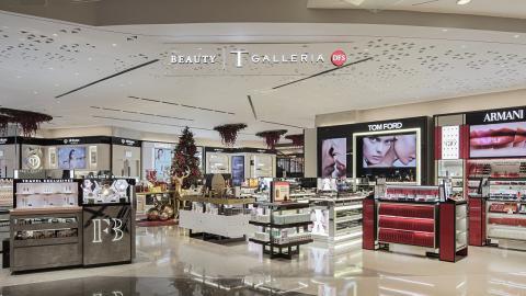 【旺角新店】2層高DFS美妝免稅店進駐旺角! 逾50個國際品牌/開幕福袋