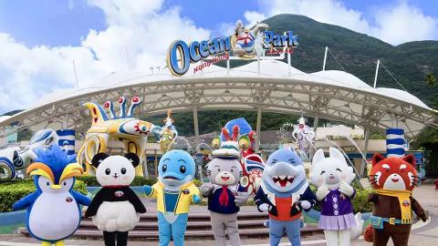 【海洋公園】海洋公園Black Friday 35折優惠!成人門票買一送一