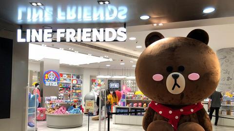 【減價優惠】LINE FRIENDS STORE感謝節減價!熊大廚具家品/文具/精品3折起