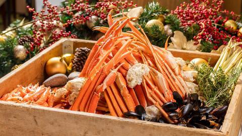 【聖誕大餐2019】酒店聖誕自助午餐推介2019早鳥優惠/$168起歎生蠔+過百款美食