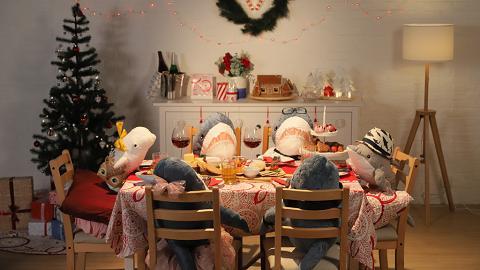 IKEA北歐系聖誕派對好物