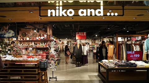 【減價優惠】Niko and...全線分店半價起 聖誕禮物/裝飾/家品/男女裝服飾$29起