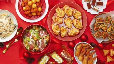 Oliver's Super Sandwiches盡享英式聖誕派對風味