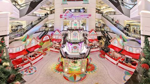 德式風車塔市集/驚喜禮品/美食/「非」一般聖誕表演登陸Mira Place