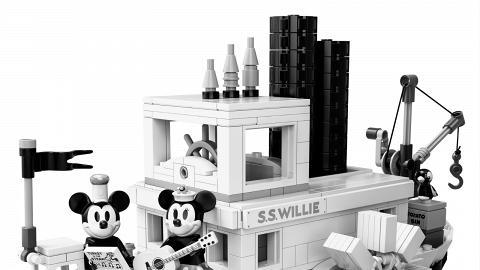 【聖誕禮物2019】LEGO 10大人氣聖誕禮物推介!Disney/Star Wars/旋風忍者