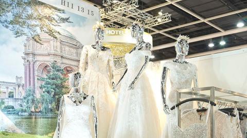 【結婚節2019】香港結婚節暨聖誕婚紗展12月開鑼 門票價錢/會場優惠/日期