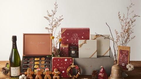 【聖誕禮物2019】Agnès b. CAFÉ聖誕蛋糕甜品登場 新推多款限定朱古力禮盒