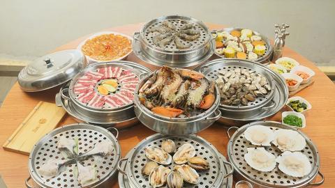 【身份證優惠】韓式餐廳推身份證優惠 名字有李/嘉/誠/萬/歲3字享免費海鮮放題