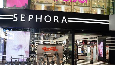 歐美化妝品店SEPHORA進駐銅鑼灣開幕!15款獨家美妝/聖誕節日套裝精選推介