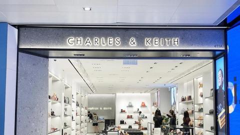 【減價優惠】Charles & Keith減價7折! 手袋/銀包/卡套/鞋$79起