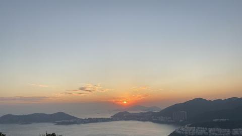 【新手行山】龍脊簡易路線教學 飽覽赤柱石澳灣海景