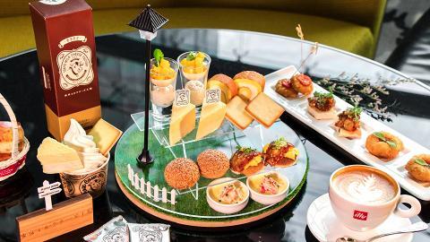 【尖沙咀美食】Tokyo Milk Cheese Factory下午茶 歎芝士甜品+任食牛奶雪糕