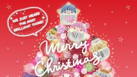 Sanrio聖誕大特價 精選6大$100以下卡通聖誕禮物!交換禮物/送俾女朋友都啱
