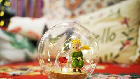 【聖誕好去處2019】聖誕DIY手作禮物推介!夢幻聖誕飄雪玻璃球工作坊