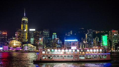 【倒數好去處2019】迎接2020!香港7大另類除夕倒數地方攻略海上自助餐/利東街
