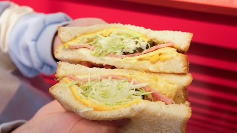 【沙田美食】韓國Isaac Toast香港店登陸沙田 過10款人氣口味+香港限定$29起