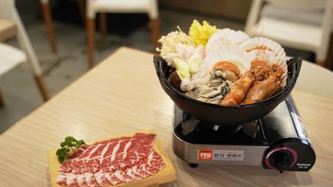 【銅鑼灣美食】銅鑼灣日式燒肉放題限定優惠 打卡即送M5和牛海鮮鍋/法國生蠔